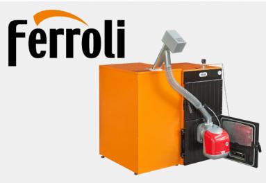 Ferroli - Cazane Combustibil Solid