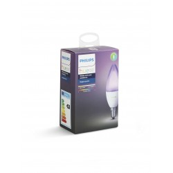 Philips Hue Single Bulb White and Color Ambiance E14 B39 - 8718696695166