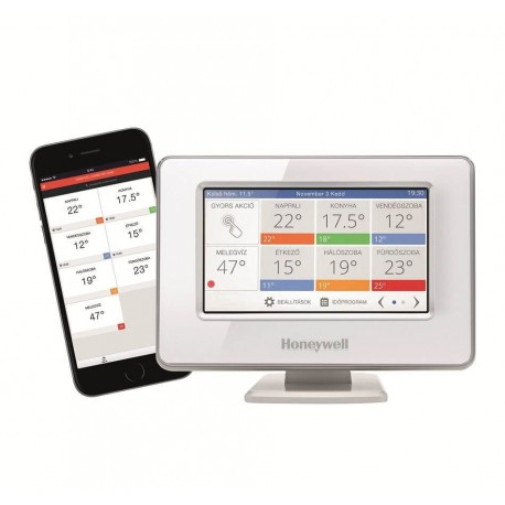 Honeywell Evohome Touch ATP921R3052