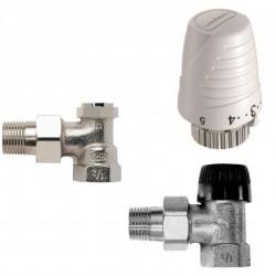 Honeywell Set robinet cu cap termostatic si retur 1/2 VTL320EA15