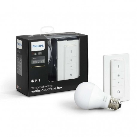 Philips Hue Dimming Kit White E27 A60 - 8718696452523