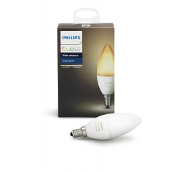 Philips Hue Single Bulb White Ambiance E14 B39 - 8718696695203